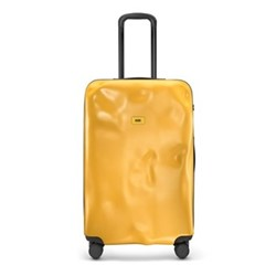 Icon Large suitcase, H79 x W50 x D30cm, yellow