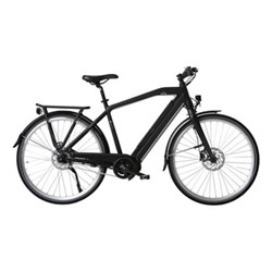 E900 Mens E-bike, 36V - 250W - 8 Speed, black