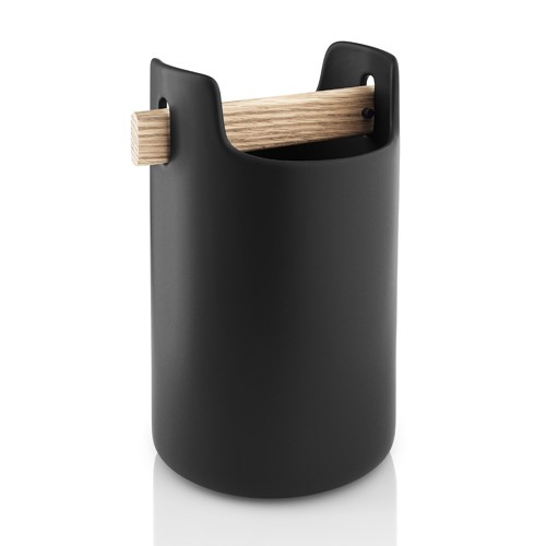 Toolbox Organiser, H20 x Dia12cm, Black