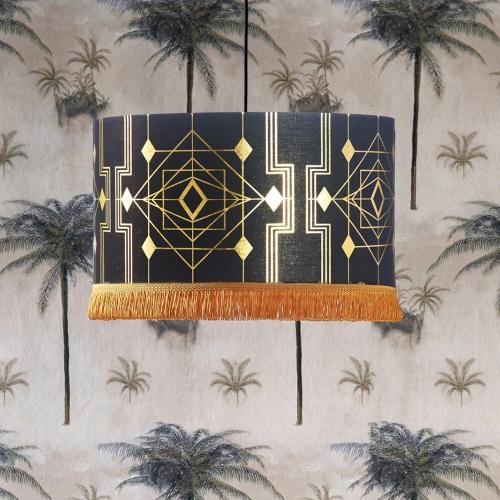 Great Gatsby Pendant Lamp, H30 x Dia55cm