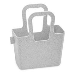 Tasche Mini bag, H18.3 x W16.1 x L7.8cm, organic grey