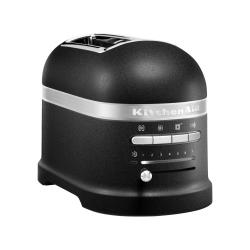 Artisan 2 slot toaster, Cast Iron Black