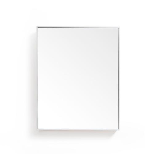 Slimline Cabinet, H55 x W45 x D12cm, Oak