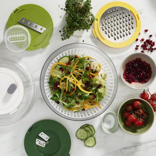 Multi-Prep Salad preperation Set 4 Piece