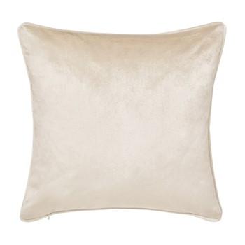 Escala Cushion, L45 x W45 x H10cm, oyster