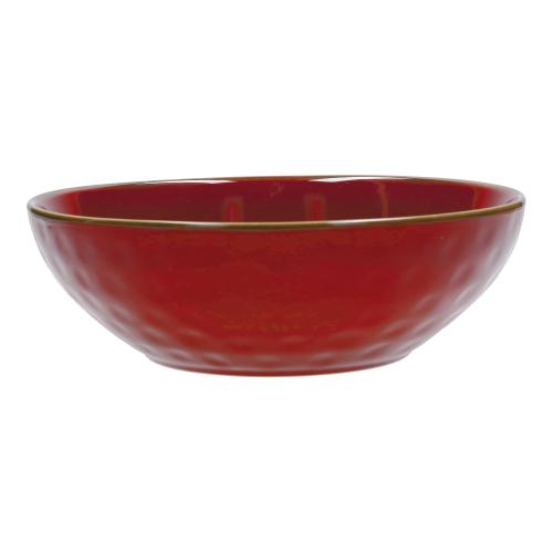 Concerto Salad bowl, Dia26cm, Fire Red