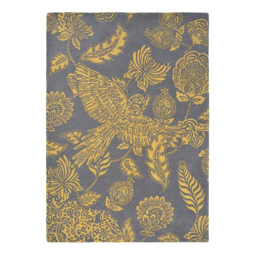 Loran Rug, 170 x 240cm, Yellow
