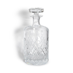 Barwell Small decanter, Clear