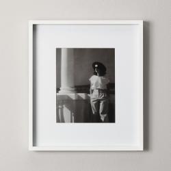 "Fine Wood Photograph frame, 8 x 10"", White"