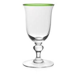 Studio - Siena Wine glass, 16cm - 210ml, green