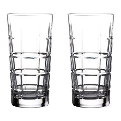 Gin Journey - Cluin Pair of highball glasses, 40cl, clear