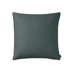 Palace Pillowcase, L65 x W65cm, emerald green