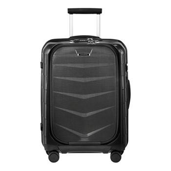 Lite-Biz Spinner suitcase, 55 x 40 x 23cm, black