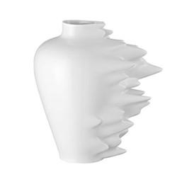 Fast Vase, 30cm, white