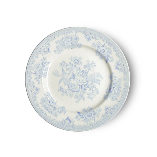 Asiatic Pheasants Side plate, 17.5cm, Blue