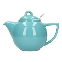 Geo 2 cup teapot, H13 x D12cm, carribean