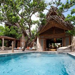 Kitala suite for two on Vamizi island