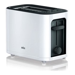 Series 3 PurEase - HT3000.WH Toaster, 2 Slice, white