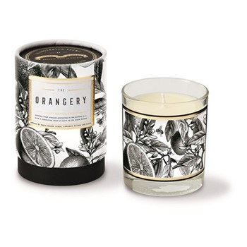 Orangery Luxury scented candle, H9.2 x Dia8.1cm
