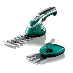 Cordless trimming system 3.6V Lithium-ion battery
