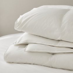 Perfect Everyday Duck Down Collection Super king size duvet 13.5 tog, W260 x L220cm
