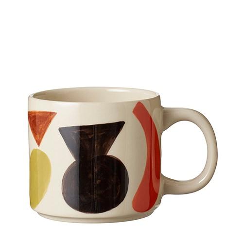 Clachan Mug, H9 x D10cm, Multi