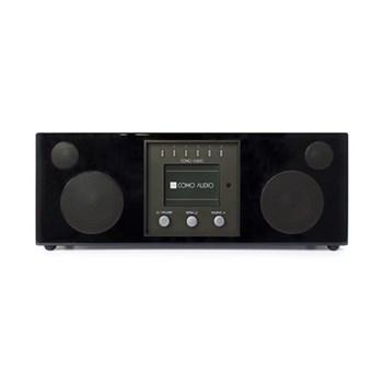 Duetto Smart speaker, L37 x W19 x H14.2cm, piano black