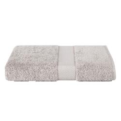 Egyptian Cotton Luxury Bath sheet, 91 x 167cm, Cloud Grey