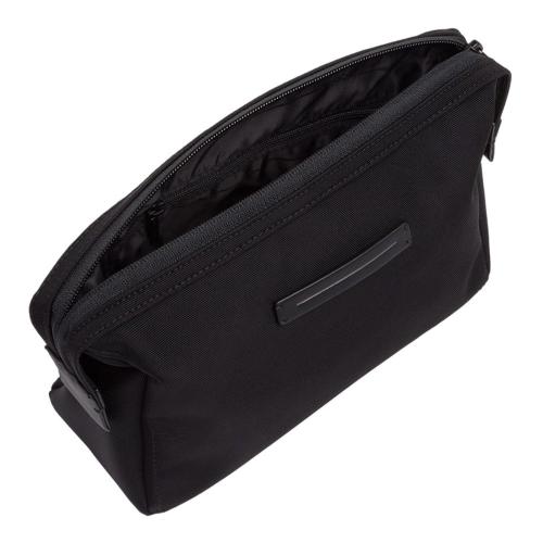 Koenji Wash bag, W23 x H17 x D8cm, Black