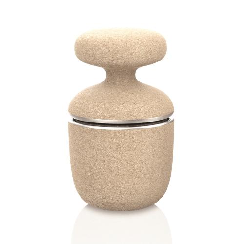 Green Tools Flavour grinder, H13 x Dia8cm, Beige/ Natural