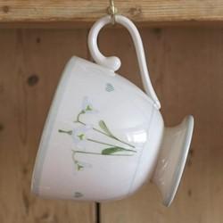 Snowdrop Large mug, 400ml