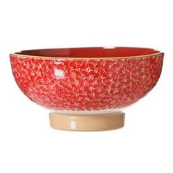 Lawn Salad bowl, D28 x H15cm, red