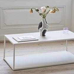 Rectangular coffee table L110 x W50 x H38cm