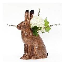 Hare Large flower vase, L11.5 x D20 x H31cm