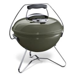 Smokey Joe Portable charcoal barbecue, 37cm, smoke grey