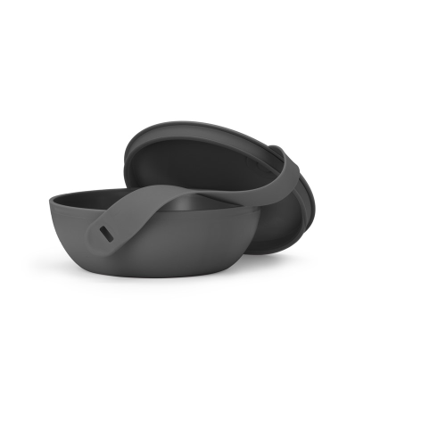 Porter Lunch bowl, Dia19cm, Charcoal