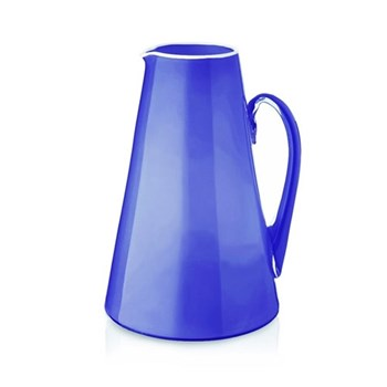 Handblown bumba jug