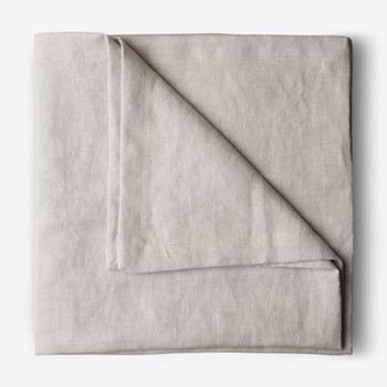 Porto Tablecloth, 175 x 250cm, sand