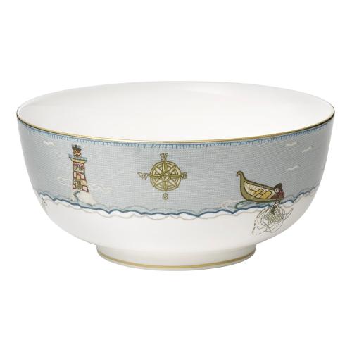 Sailors Farewell Small salad/fruit bowl, D20 x H10cm