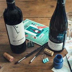 Wine subscription 3 months
