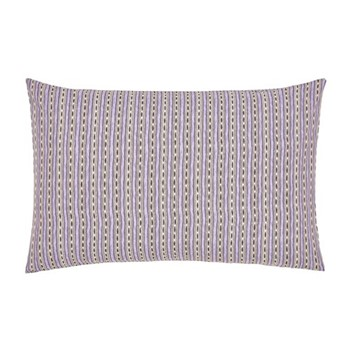 Twilight Garden Standard pillowcase, L48 x W74cm, lavender