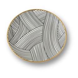 Lustre Salad plate, D20cm, black dhow