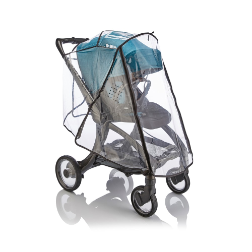 Universal stroller raincover, H20 x W7 x L25cm