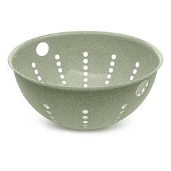 Palsby Large colander, 28cm, organic green
