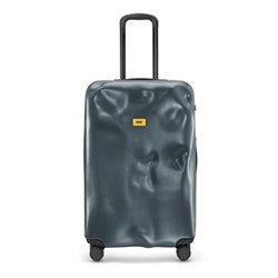 Icon Large suitcase, H79 x W50 x D30cm, dark grey