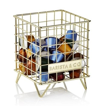 Cage coffee capsule storage