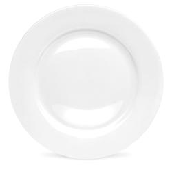Serendipity Set of 4 dinner plates, 27cm, White