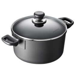 Classic Induction Dutch oven with lid, 24cm - 4.8 Litre
