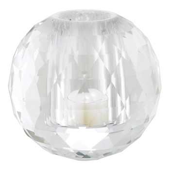 Tealight holder, clear