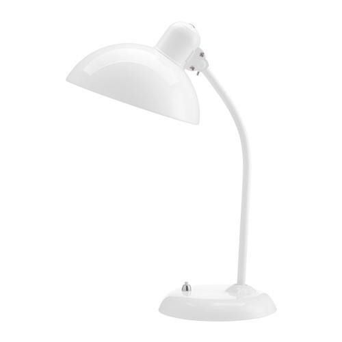 Kaiser Idell-6556-T Table lamp, H43 x Dia21cm, White